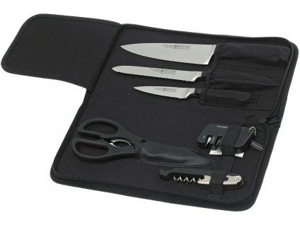 wu9789$01 Cestovní sada nožů a příslušenství od Ed. Wüsthof Dreizackwerk Solingenclassic traveler set wu9789 01
