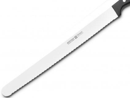 Nůž na šunku 32 cm zubaté ostří, Wüsthof Gourmet
