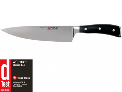 Kuchařský nůž Wüsthof Classic Ikon, 20 cm