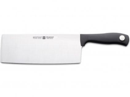 Čínský kuchařský nůž Solingen Wüsthof Silverpoint, 20 cm