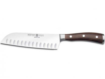 Nůž japonský 17 cm výbrus, Wüsthof Ikon