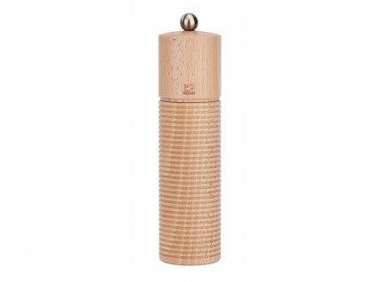 Peugeot Esterel Mlýnek na pepř bukové dřevo, přírodní 21 cm