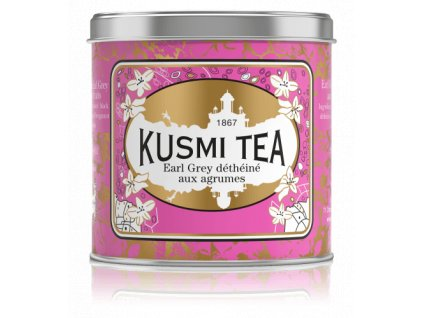 Kusmi Tea Decaffeinated Earl Gre