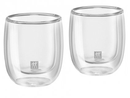 Zwilling Sorrento Set šálků na espresso 80 ml, 2 ks 1