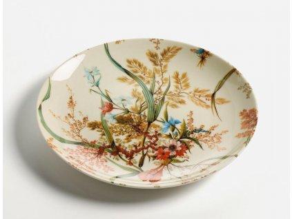 Maxwell & Williams - William Kilburn dezertní talíř Cottage Blossom 20 cm - dárkové balení