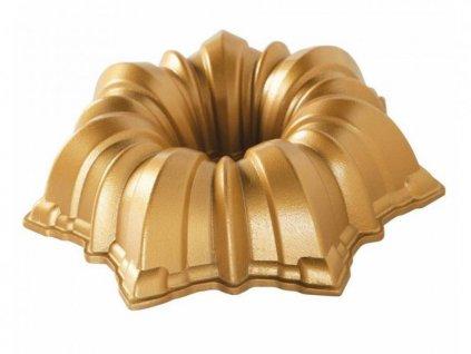 Nordic Ware Bábovka Hvězda zlatá