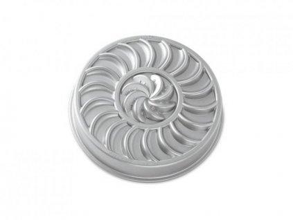 Nordic Ware Forma na Tarte Tatin stříbrná