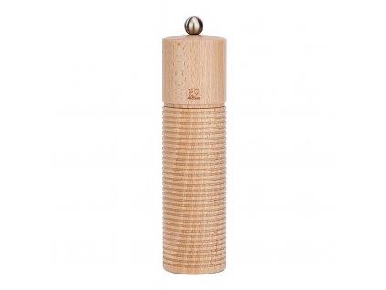 Peugeot ESTEREL Mlýnek na sůl - bukové dřevo, přírodní 21 cm
