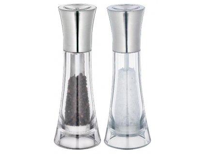 Küchenprofi Manhattan set akrylových mlýnků 18 cm