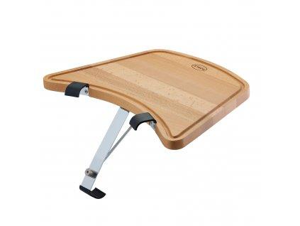 Dřevěný odkládací stolek pro gril No. 1 F50/F60