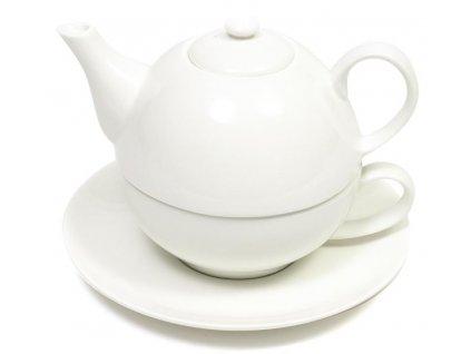 Maxwell&Williams WHITE BASICS čaj pro jednoho