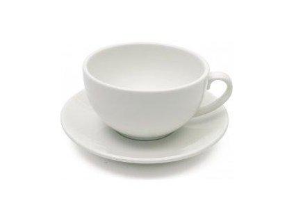 Maxwell&Williams WHITE BASICS  šálek Cappuccino & talířek