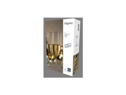 Zwiesel Kristallglas Elegance šampaňské víno, Schott Zwiesel
