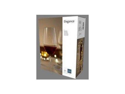 Schott Zwiesel Elegance dárková sada na červené víno 2 ks