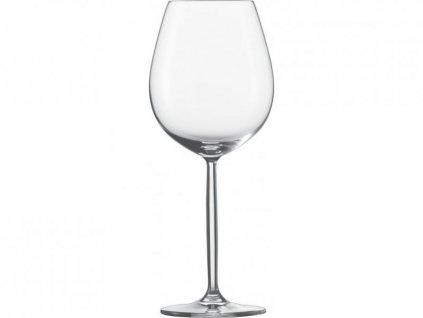 Schott Zwiesel Diva voda a červené víno