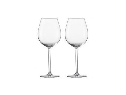 Schott Zwiesel Diva voda a červené víno, sada 2 ks