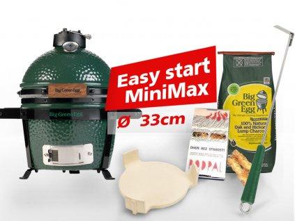 Big Green Egg Balíček Easy start MiniMax