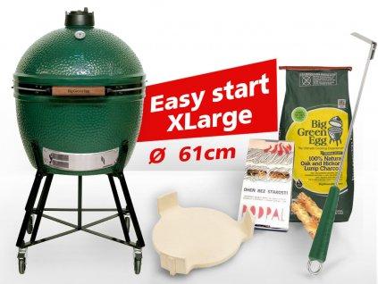 Big Green Egg Balíček Easy start XLarge