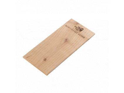 Dřevěná grilovací prkénka 2 ks Olše