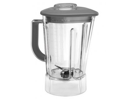 KitchenAid nádoba plast 1,75l (víko šedé+nůž) 5KPP56EL0