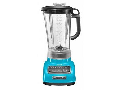 KitchenAid Stolní mixér Diamond 5KSB1585 křišťálově modrá