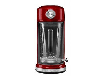 KitchenAid Stolní mixér s magnetickým pohonem 5KSB5080 červená metalíza