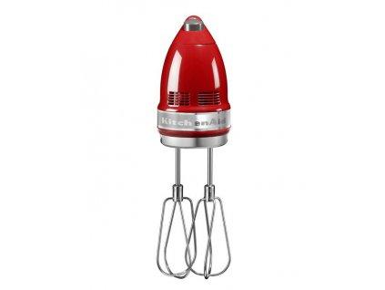 KitchenAid Ruční šlehač P2 5KHM9212 královská červená
