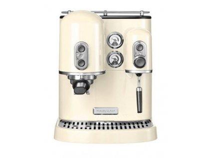 KitchenAid Pákový espresso kávovar Artisan 5KES2102 mandlová