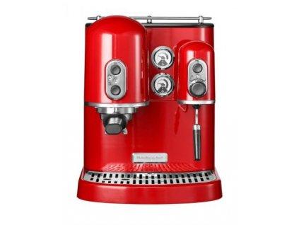 KitchenAid Pákový espresso kávovar Artisan 5KES2102 královská červená