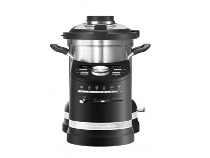 KitchenAid varný robot Artisan - černá litina