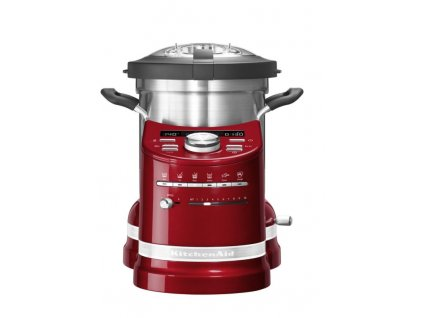 KitchenAid varný robot Artisan - červená matalíza