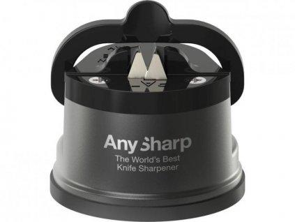 AnySharp Pro brousek - tmavě šedá