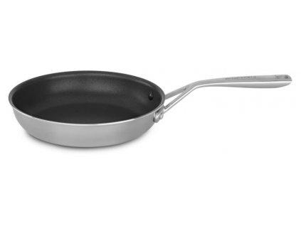 KitchenAid Nerezová nepřilnavá pánev 25 cm