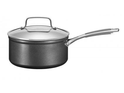 KitchenAid Eloxovaný kastrol s poklicí 2,8l, 20 cm
