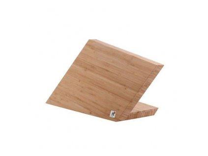 Zwilling  Blok na nože – na 6 ks, magnetický, bambus