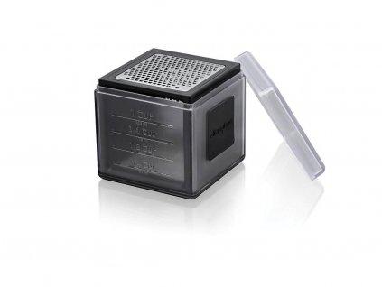 Microplane multifunkční struhadlo kostka, černá