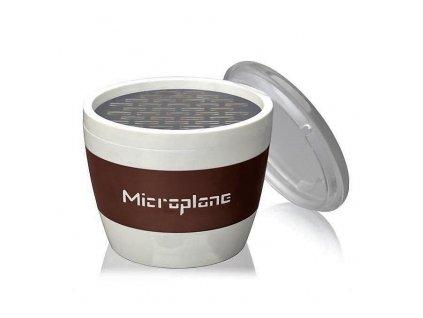 Microplane struhadlo na čokoládu, pohár