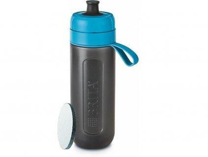 Brita Fill&Go Active filtrační láhev na vodu modrá 1