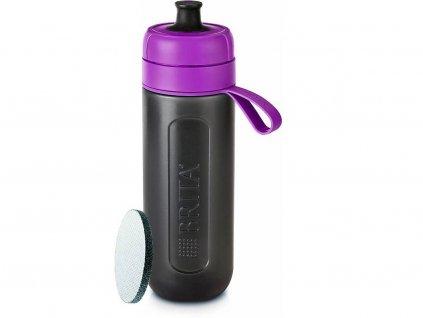 Brita Fill&Go Active filtrační láhev na vodu fialová 1