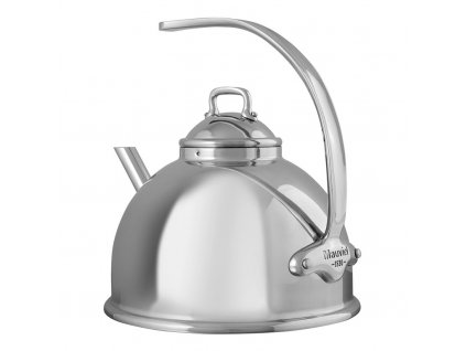 Mauviel Konvice na vaření vody nerezová Ø 20 cm 3 l