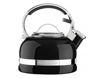 KitchenAid Konvice na vaření vody černá Ø 18 cm 1,9 l 1
