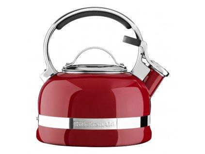 KitchenAid Konvice na vaření vody červená Ø 18 cm 1,9 l 1
