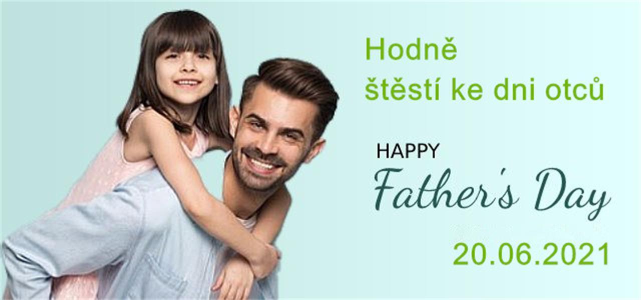 Den otců - nezapomeňte na dárek pro svého tatínka