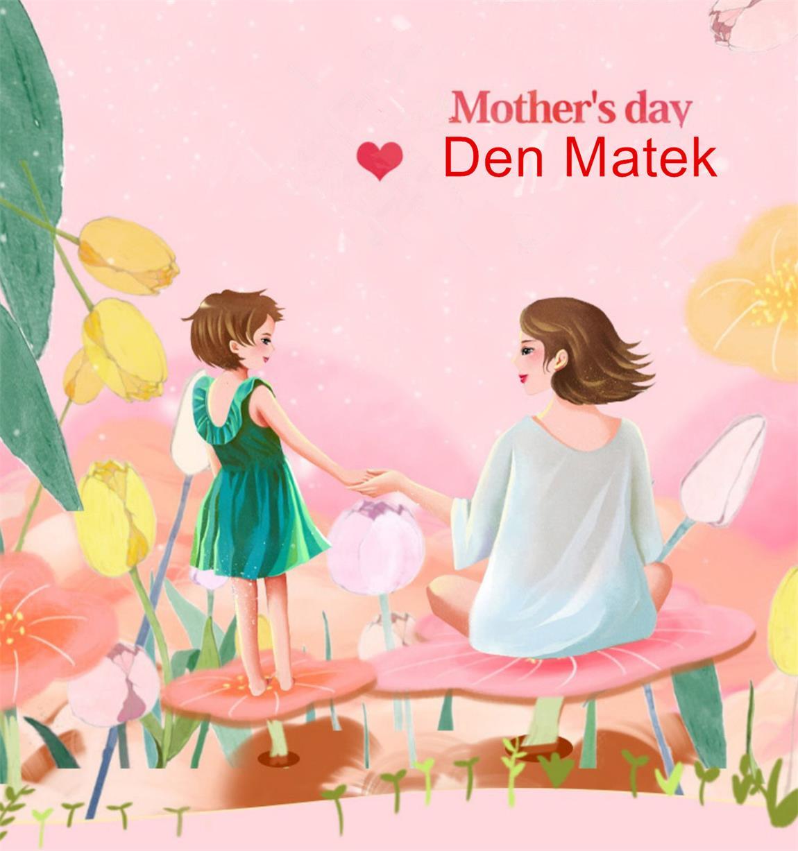 Den matek - vyberte ten nejkrásnější dárek pro svoji maminku