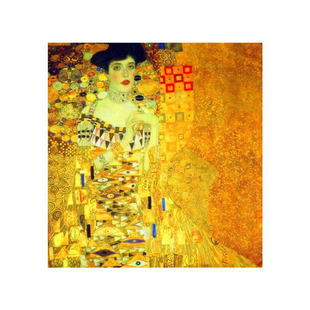Šála 180x70 cm Gustav Klimt obr. 1