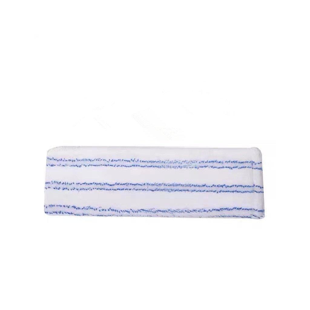 Náhradní potah na mop 40 x 13 cm bílá