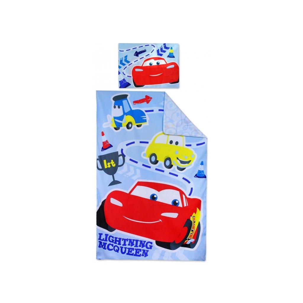 Dětské dvoudílné povlečení 90 x 140 cm Cars