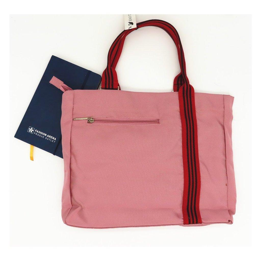 Taška na notebook růžová
