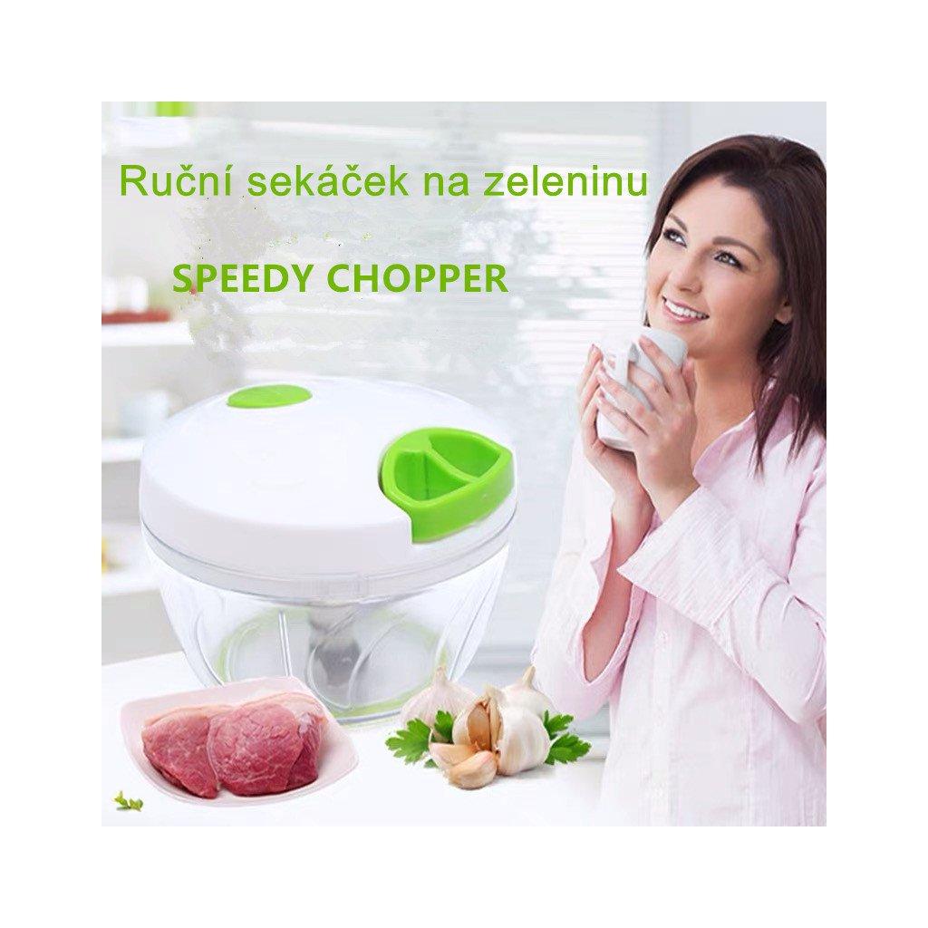 Ruční sekáček na zeleninu Speedy chopper