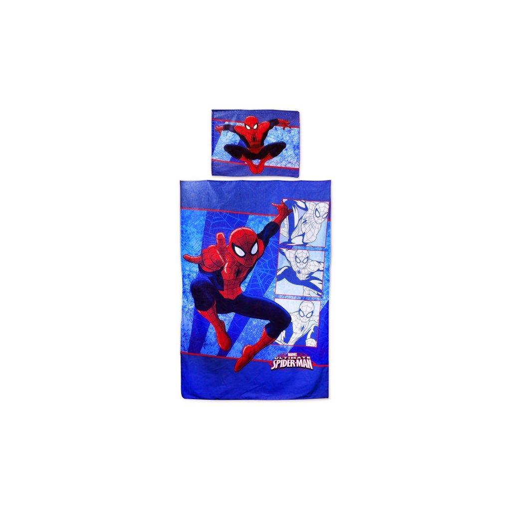 Dětské dvoudílné povlečení 140 x 200 cm Spiderman 1